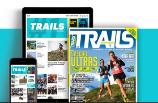 Capture trails endurance mag